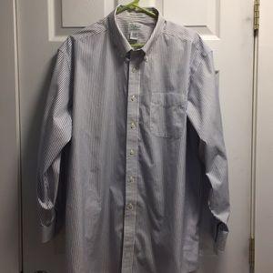 LL Bean men's Dress Shirt